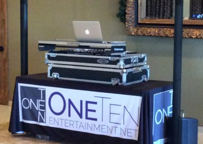 oneten entertainment event dj, party disc jockey, lighting and game trivia (12)